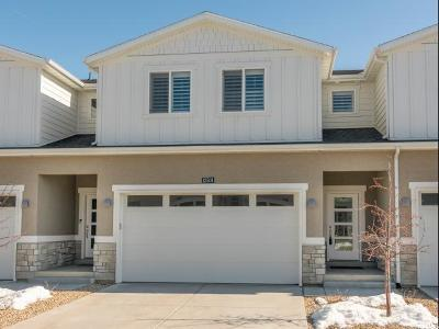 Riverton Townhouse For Sale: 12501 S Shade Ln W