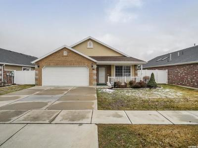 Layton Single Family Home For Sale: 991 Hidden Dr #18