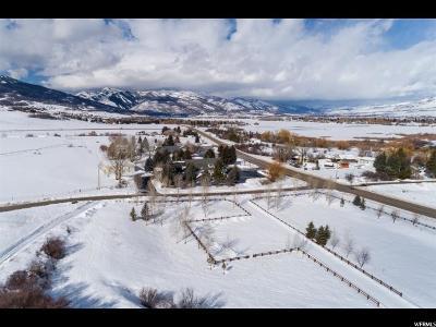 Weber County Residential Lots & Land For Sale: 7538 E Ponderosa Dr