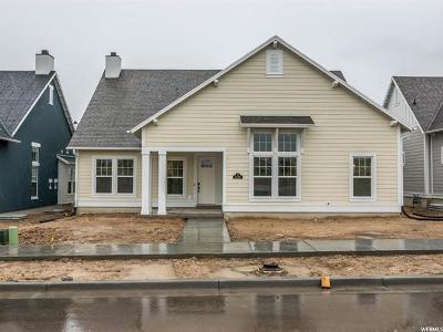 South Jordan Single Family Home For Sale: 6133 W Lake Ave S #126