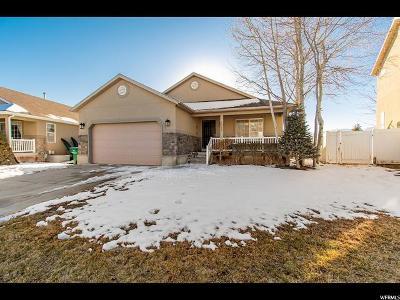 Lehi Single Family Home For Sale: 4023 N Newland Loop