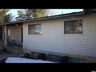 Spanish Fork Single Family Home For Sale: 891 S 1700 E