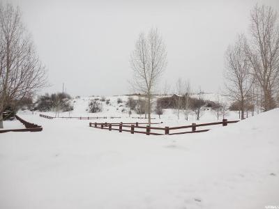 Weber County Residential Lots & Land For Sale: 7566 E Ponderosa Dr