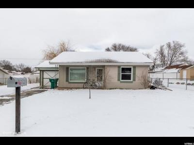 Provo, Orem Single Family Home For Sale: 826 W 450 N