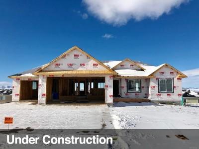 Smithfield Single Family Home Under Contract: 91 S 1250 Rd E