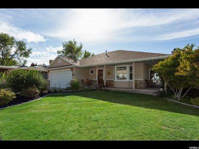 Farmington Single Family Home For Sale: 926 S 250 E