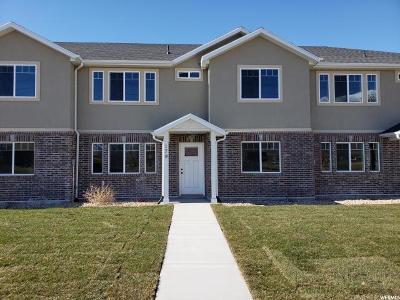 Springville Townhouse For Sale: 179 N 1275 W #46