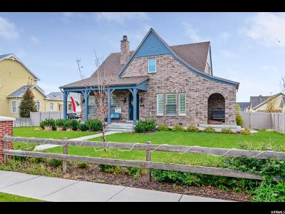 Kaysville Single Family Home For Sale: 327 N Angel St