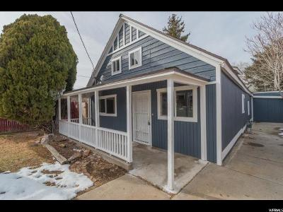 Tooele County Multi Family Home For Sale: 77 N Third St E