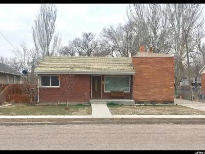 Delta UT Single Family Home For Sale: $145,000