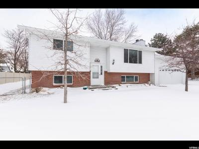 Single Family Home For Sale: 11172 N 5650 W