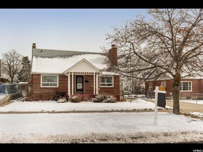 Single Family Home For Sale: 619 S 400 E