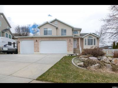Weber County Single Family Home For Sale: 3592 N 375 E