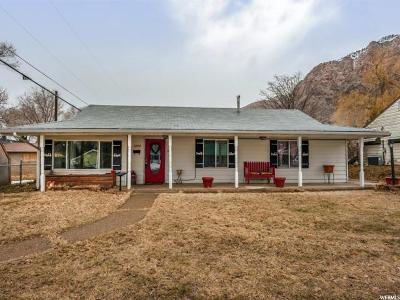 Weber County Single Family Home For Sale: 1224 E 5th N