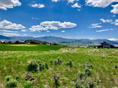 Wasatch County Residential Lots & Land For Sale: 746 N Haystack Mountain Dr (Lot 323)