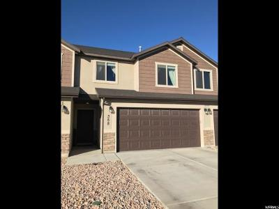 Spanish Fork Townhouse For Sale: 358 W 530 S