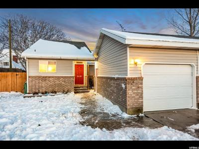 American Fork Single Family Home For Sale: 429 S Storrs Ave
