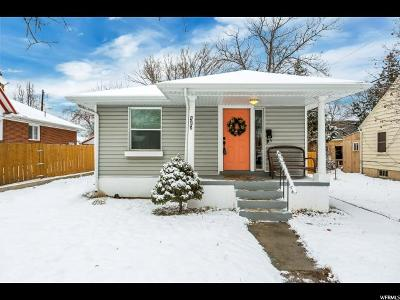 Provo Single Family Home For Sale: 445 S 100 E