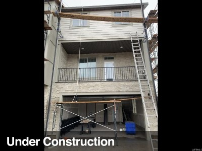 Bountiful Townhouse For Sale: 1940 S 200 W #106