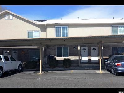 Brigham City Condo For Sale: 130 S 200 W #2
