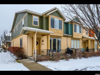 Farmington Townhouse For Sale: 883 W Waterside N