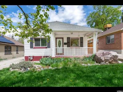 Weber County Single Family Home For Sale: 1520 E Lake St