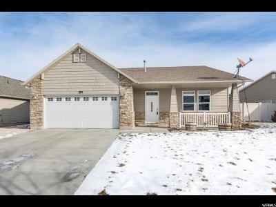 Weber County Single Family Home For Sale: 392 W Bingham Way S