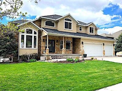 Bountiful Single Family Home For Sale: 4664 S Bountiful Ridge Dr E