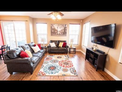 Pleasant Grove Townhouse For Sale: 1286 W Cambria Way