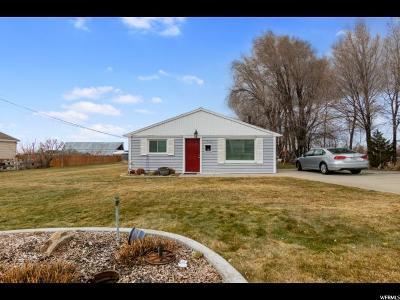 Mapleton Single Family Home For Sale: 913 N 300 W