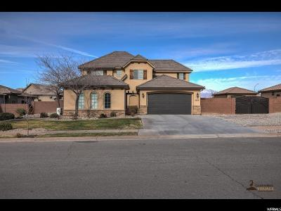 St. George Single Family Home For Sale: 2679 E 3630 S