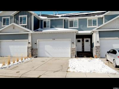 Eagle Mountain Townhouse For Sale: 7399 N Cottage Ln