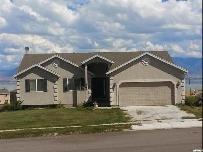 Saratoga Springs Single Family Home For Sale: 4162 S Montego Dr