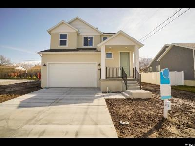 Kaysville Single Family Home For Sale: 388 N 75 E #3
