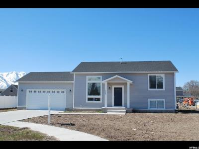 Nibley Single Family Home For Sale: 3259 S 1525 W