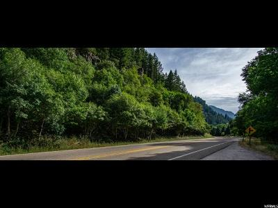 Weber County Residential Lots & Land For Sale: 2753 E Ogden Cyn S