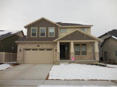 Lehi Single Family Home For Sale: 3012 W 2400 N #226