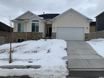 Lehi Single Family Home For Sale: 3773 N 750 W