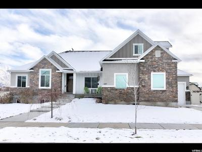 Mapleton Single Family Home For Sale: 1297 W 900 S