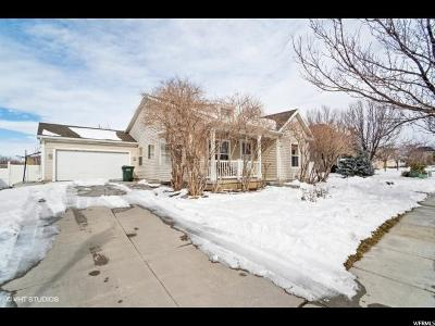 Tooele County Single Family Home For Sale: 356 W Dimaggio