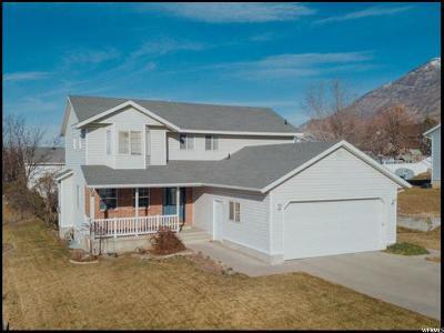 Pleasant Grove Single Family Home For Sale: 882 S 1450 E