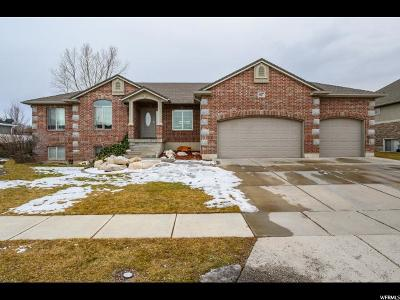 Riverdale Single Family Home For Sale: 617 W 3600 S