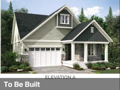 Mapleton Single Family Home For Sale: 961 S Sunflower Ln #5