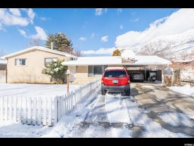 Pleasant Grove Single Family Home For Sale: 535 E 200 N