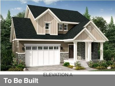 Mapleton Single Family Home For Sale: 979 S Sunflower Ln #6