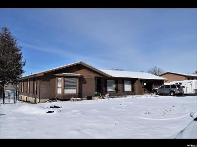 Brigham City Single Family Home For Sale: 784 S 200 W
