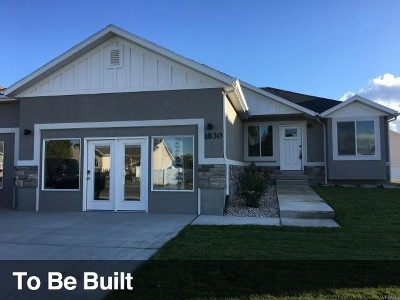 Eagle Mountain Single Family Home For Sale: 1356 E Skip St #134