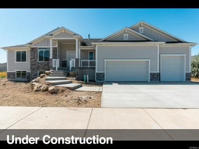 South Weber Single Family Home For Sale: 305 E Kingston Dr