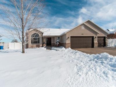 West Jordan UT Single Family Home For Sale: $445,000