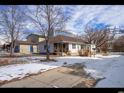 Provo Single Family Home For Sale: 910 N 600 W
